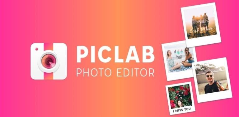 تحميل تطبيق PicLab مهكر لـ اندرويد