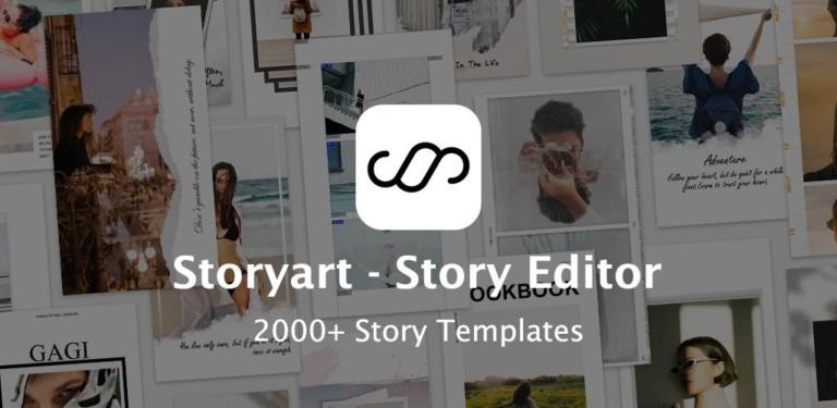تنزيل StoryArt مهكر لـ اندرويد