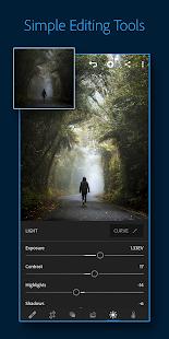 تنزيل Adobe Photoshop Lightroom 6.1.0 مهكر لـ اندرويد