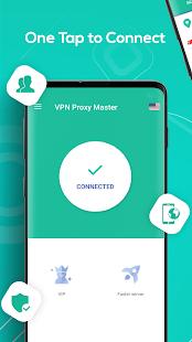 تحميل برنامج VPN Master مهكر للاندرويد