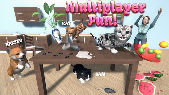 تحميل  محاكي القط – والأصدقاء 🐾مهكرة للاندرويد