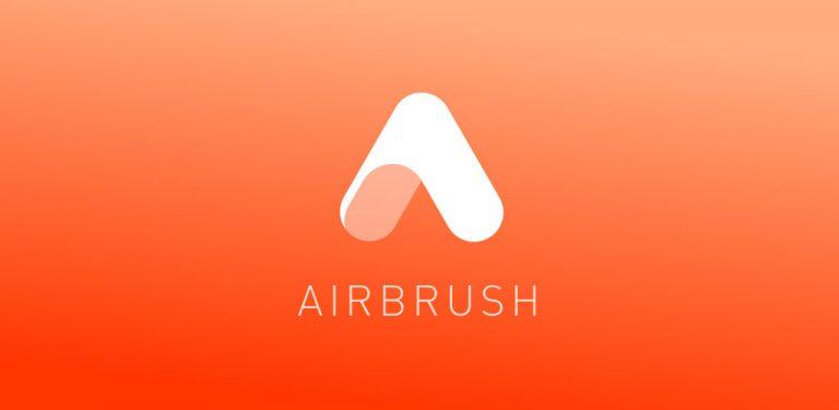 تحميل AirBrush مهكر لـ اندرويد
