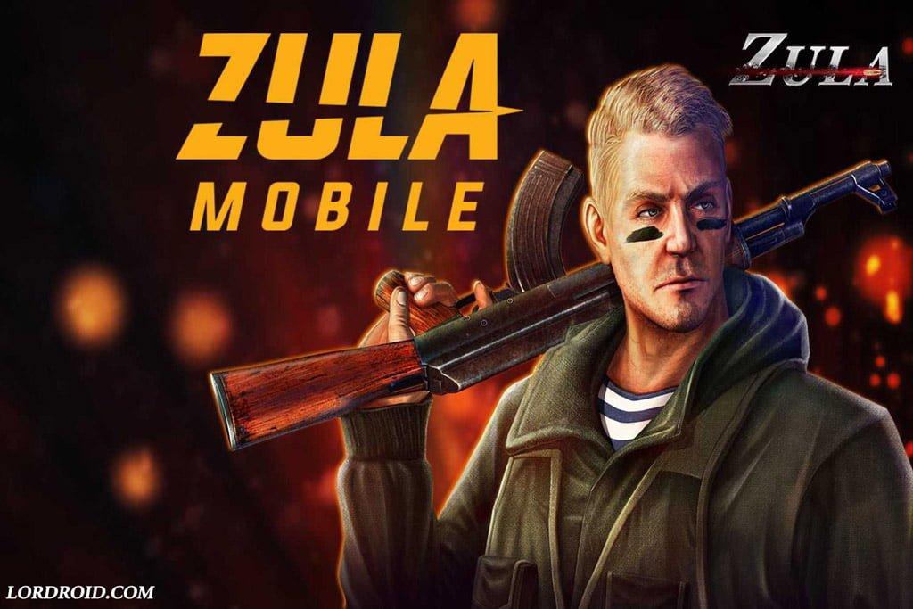 تحميل Zula Mobile مهكرة لـ اندرويد