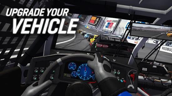 تحميل لعبة NASCAR Heat Mobile مهكرة