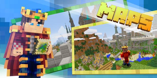 تحميل MOD-MASTER for Minecraft مهكرة لـ أندرويد