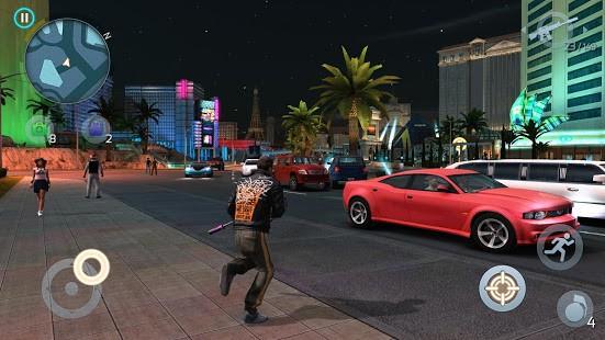 تحميل Gangstar Vegas مهكره اموال + الماس