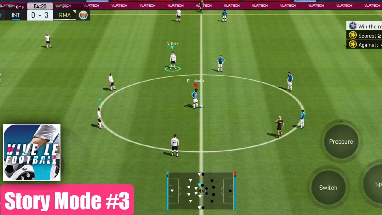 تنزيل Vive Le Football مهكرة لـ اندرويد