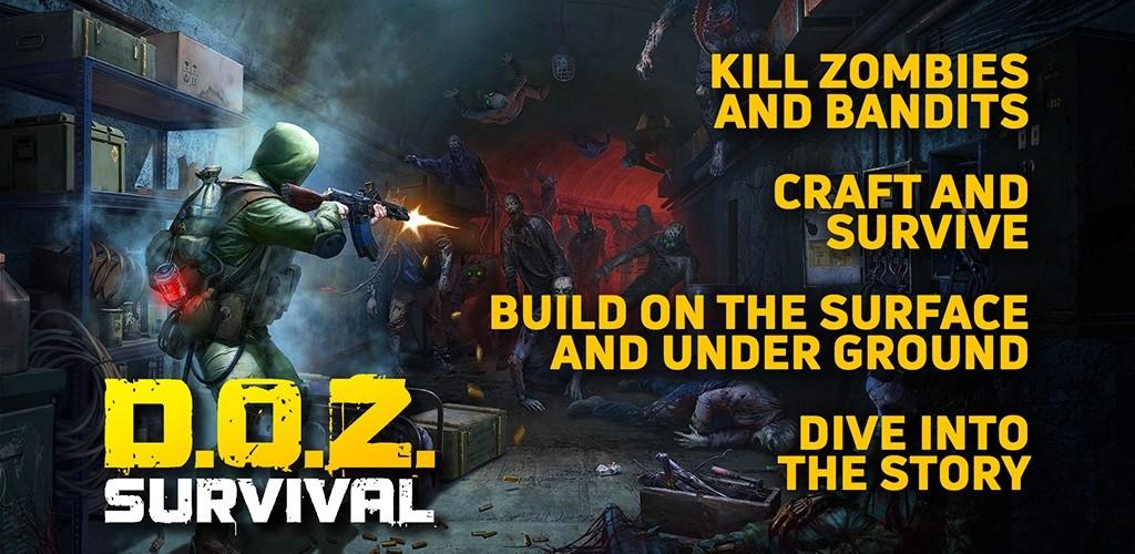 تحميل Dawn of Zombies APK مهكرة للأندرويد
