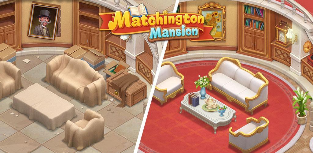 تحميل لعبة قصر ماتشينجتون مهكرة