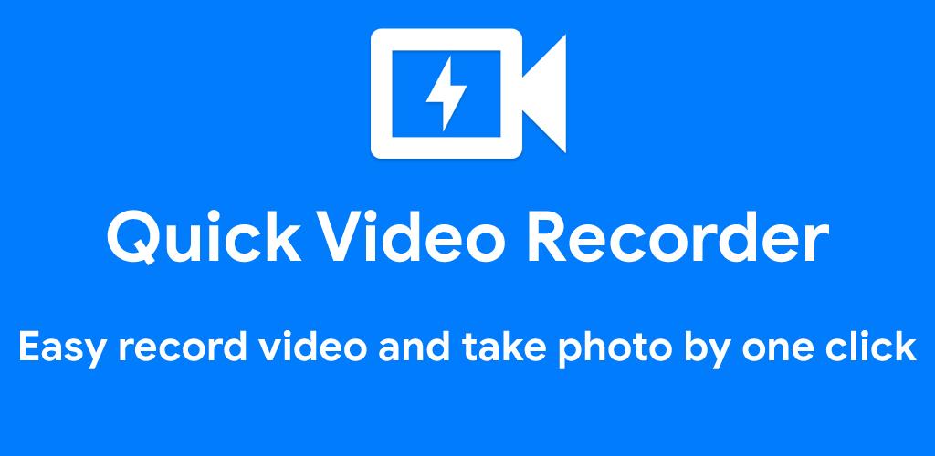 تنزيل Quick Video Recorder Pro 1.3.5.2 مهكر لـ اندرويد
