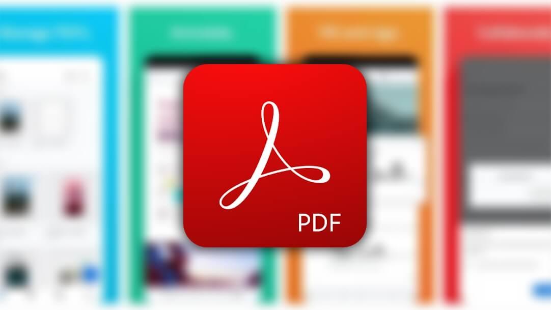 تحميل Adobe Acrobat Reader لـ اندرويد