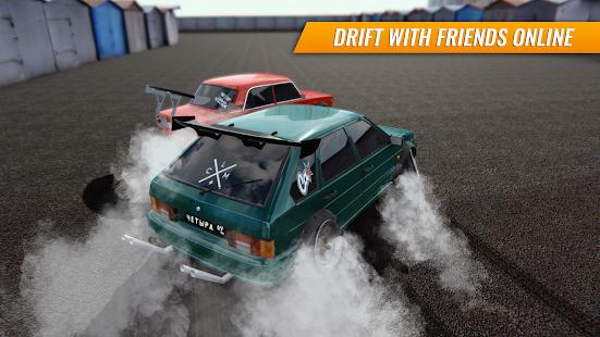 تحميل Russian Car Drift مهكرة لـ اندرويد