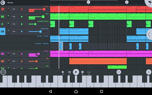 تحميل FL Studio Mobile كامل مهكر لـ اندرويد