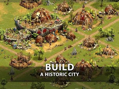 تحميل لعبة Forge of Empires مهكرة للأندرويد