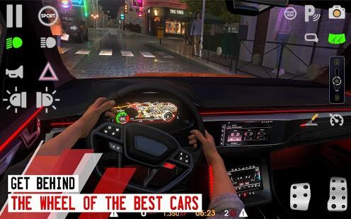 تحميل Driving School Sim مهكرة لـ أندرويد