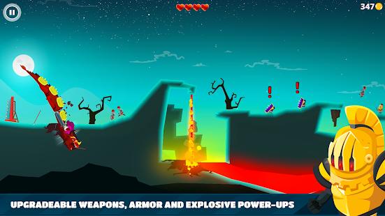 تحميل لعبة Dragon Hills مهكرة للأندرويد