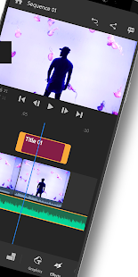 تحميل Adobe Premiere Rush مهكر لـ أندرويد