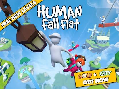تنزيل لعبة Human: Fall Flat للأندرويد