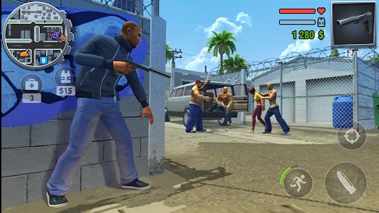 تحميل Gangs Town Story مهكرة لـ أندرويد