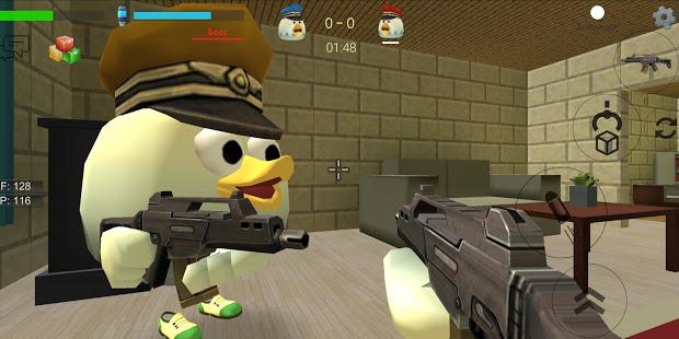 تحميل Chicken Gun مهكرة للأندرويد