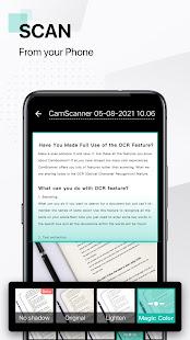 تحميل camscanner pro.apk مهكر كامل 2022