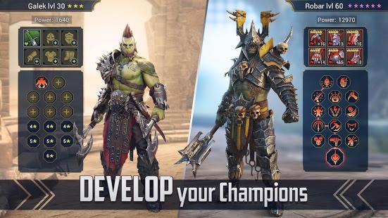 تحميل RAID: Shadow Legends مهكرة لـ اندرويد