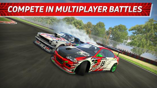 قم بتنزيل لعبة carx drift racing التي تم اختراقها