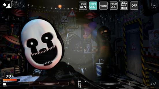 تحميل لعبة ultimate custom night للأندرويد مجانا