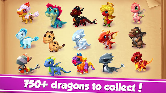 dragon mania legends مهكرة