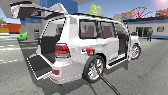 تحميل لعبة car simulator 2 مهكرة apk