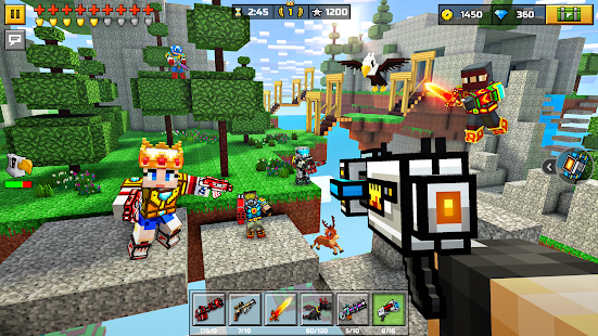 تنزيل Pixel gun 3D hack