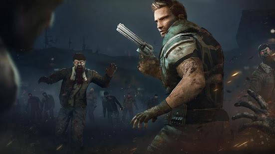 تحميل لعبة Dead target zombie hacked