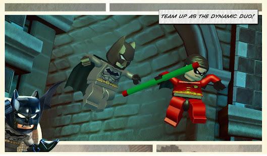 تنزيل لعبة lego batman