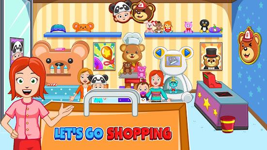 قم بتنزيل ألعاب التسوق في المتاجر لأجهزة Android