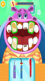 العاب طبيب الاسنان للاطفال
