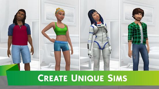 تحميل لعبة the sims 4 مجانا للايفون