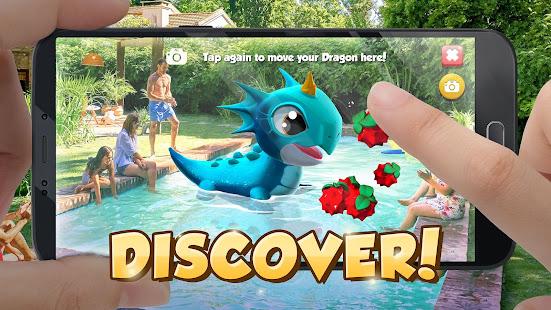 تحميل لعبة dragon mania legend مهكرة