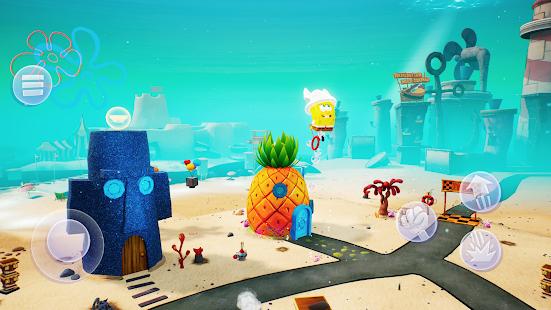 تحميل لعبة spongebob truth or square