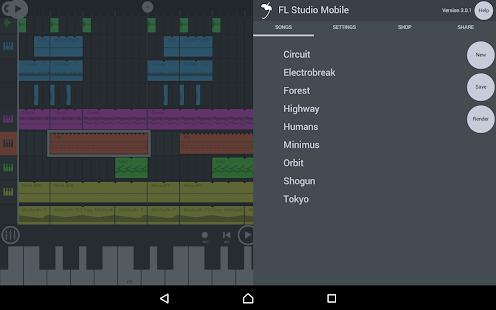 تحميل Fl Studio Mobile