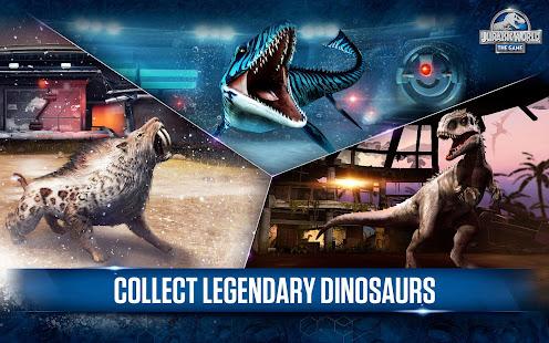 تحميل Jurassic World مهكرة لـ أندرويد