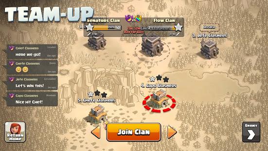 clash of clans مهكرة اخر اصدار